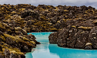 At The Blue Lagoon - Iceland